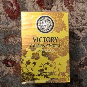 3.4 fl oz Victory Golden Crystal fragrance